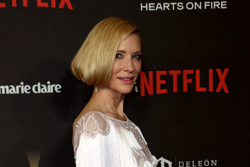 Cate Blanchett Arrivals at the Weinstein Company & Netflix 2016 Golden Globes After Party