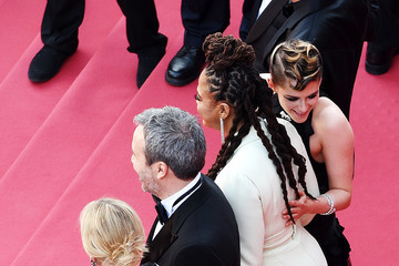 Cate Blanchett Ava DuVernay Opening Ceremony - The 71st Annual Cannes Film Festival