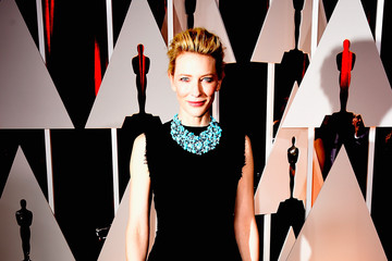 Cate Blanchett Alternative View of the 87th Annual Academy Awards