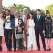 Caterina Guzzanti 'Ti Presento Sofia' Red Carpet Arrivals - 13th Rome Film Fest