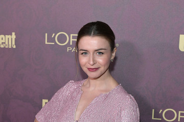 Caterina Scorsone Entertainment Weekly And L'Oreal Paris Hosts The 2018 Pre-Emmy Party - Arrivals