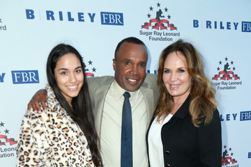 Catherine Bach B. Riley FBR, Inc. Presents The 9th Annual Big Fighters, Big Cause Charity Boxing Night Benefiting The Sugar Ray Leonard Foundation
