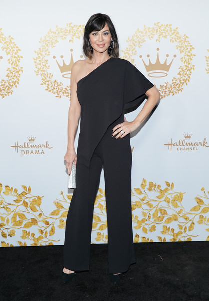 2019 Winter TCA Tour - Hallmark Channel And Hallmark Movies And Mysteries - Arrivals
