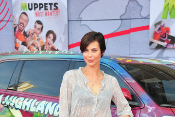 Catherine Bell 'Muppets Most Wanted' Premieres in Hollywood — Part 3