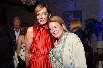 Catherine Curtin RBC Hosted 'Bad Education' Cocktail Party At RBC House Toronto Film Festival 2019