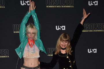 Catherine Hardwicke Premiere Of USA Network's 'Unsolved: The Murders Of Tupac And The Notorious B.I.G.' - Arrivals