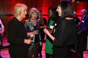Catherine Mayer The Duchess Of Cornwall Attends A Reception In Support Of The Women Of The World Festival 2015