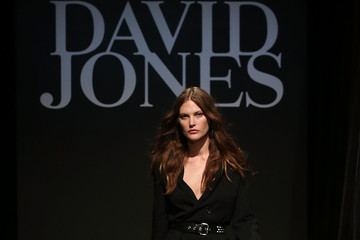 Catherine McNeil David Jones Autumn/Winter 2016 Fashion Launch - Rehearsal