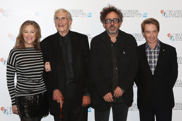 56th BFI London Film Festival: Frankenweenie 3D - Photocall & Press Conference