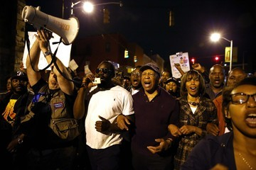 Catherine Pugh Criminal Charges Announced Against Baltimore Police Officers in Freddie Gray's Death