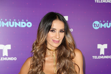Catherine Siachoque Telemundo's Premios Tu Mundo 'Your World' Awards - Backstage