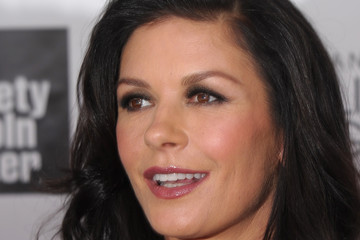 Catherine Zeta Jones Arrivals at the Chaplin Awards Gala