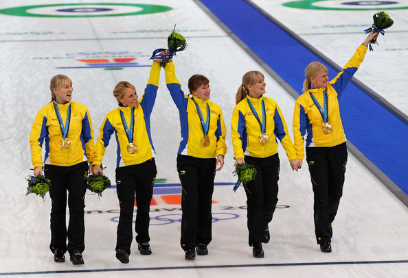 Olympic Curling - Day 15