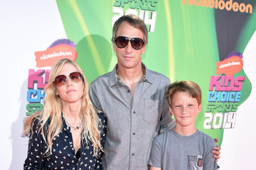 Cathy Goodman Arrivals at the Nickelodeon Kids' Choice Sports Awards — Part 2