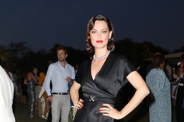 Catrinel Marlon Unicef Summer Gala Presented By Luisaviaroma – Cocktail