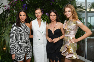 Catrinel Marlon Happy Hearts Foundation And Chopard Host Lunch - The 71st Annual Cannes Film Festival