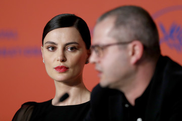 Catrinel Marlon 'The Whistlers (La Gomera/ Les Siffleurs)' Press Conference - The 72nd Annual Cannes Film Festival