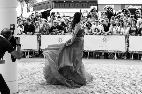 Celebrity Sightings At The Martinez -  The 71st Annual Cannes Film Festival