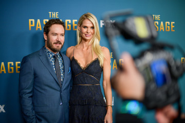 Catriona McGinn FOX's 'The Passage' Premiere Party - Red Carpet