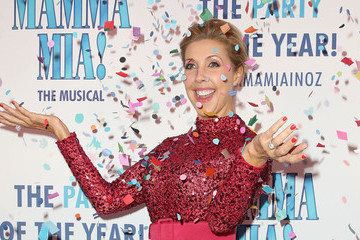 Catriona Rowntree 'Mamma Mia! The Musical' Opening Night - Arrivals