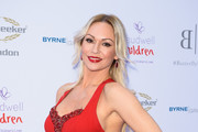 Kristina Rhianoff attends The Caudwell Children Butterfly Ball at Grosvenor House, on June 14, 2018 in London, England.