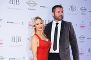 Ben Cohen Kristina Rhianoff Photos Photo