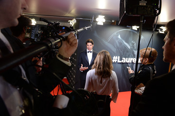Cayetano Rivera Red Carpet - 2017 Laureus World Sports Awards - Monaco