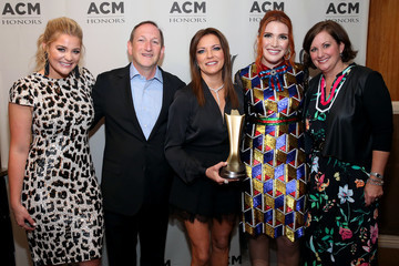 Caylee Hammack 13th Annual ACM Honors – Backstage