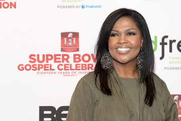 CeCe Winans BET Presents Super Bowl Gospel Celebration - Red Carpet