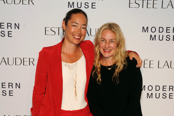 Cecilia Dean Arrivals at the Estee Lauder Fragrance Party