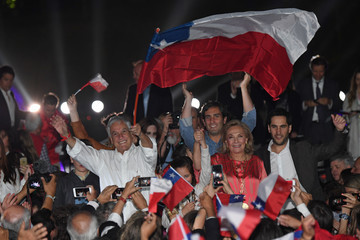 Cecilia Morel Chileans Will Go to the Polls in the First Round of Elections