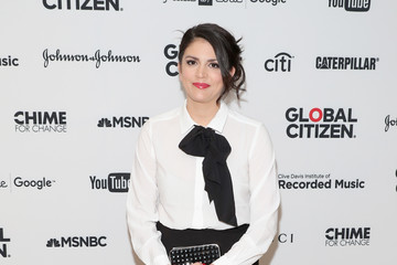 Cecily Strong Global Citizen: The World on Stage - Backstage