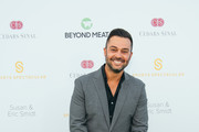 Nick Swisher attends the Cedars-Sinai and Sports Spectacular's 34th Annual Gala at The Compound on July 15, 2019 in Inglewood, California.
