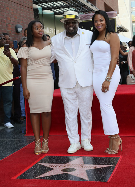 Cedric the Entertainer and Lorna Wells Photos Photos ...