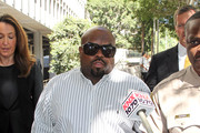 Cee Lo Green's Court Appearance