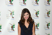 Singer Nikki Yanofsky attends a celebration of Carole King and her music to benefit Paul Newman's The Painted Turtle Camp at the Dolby Theatre on December 4, 2012 in Hollywood, California.