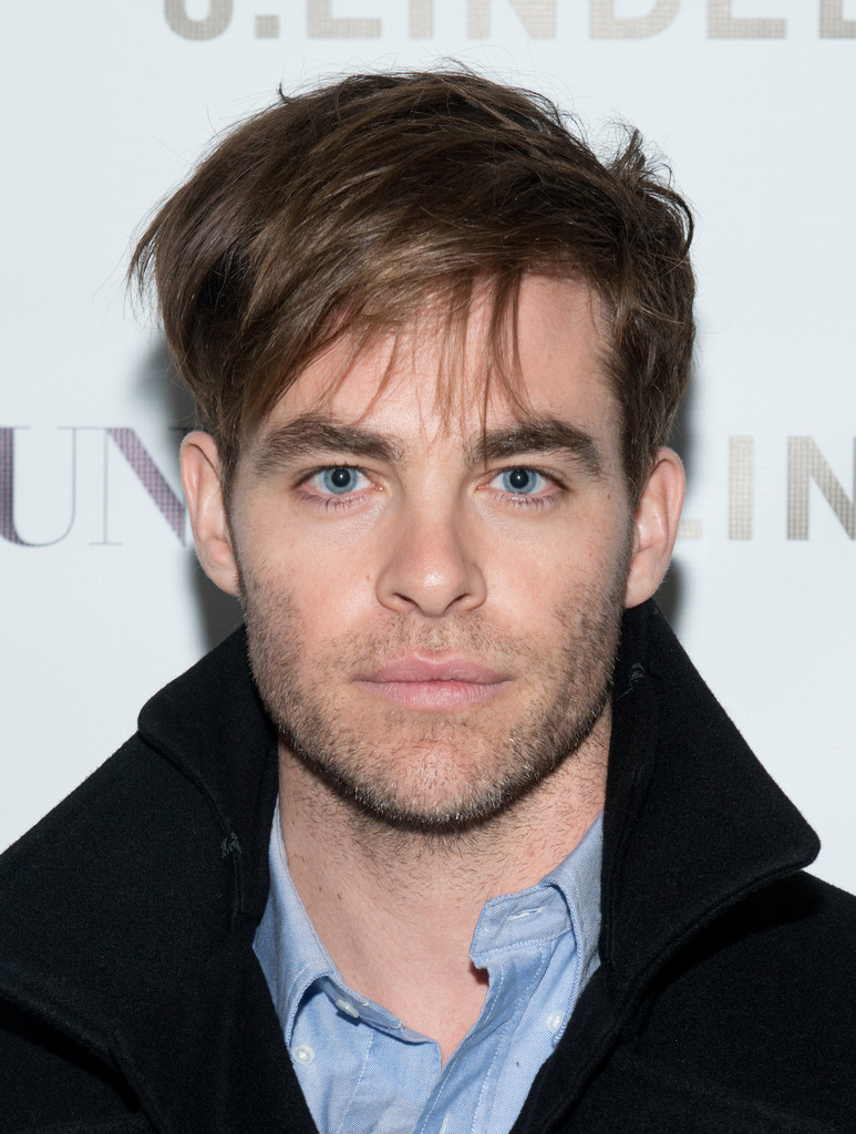 Chris Pine On The Set Of One Day She Ll Darken: Celebration Of Chris Pine's Cover Of Flaunt Magazine