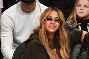 Singer  Beyonce attends The 67th NBA All-Star Game: Team LeBron Vs. Team Stephen at Staples Center on February 18, 2018 in Los Angeles, California.