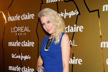 Emilia Deporet Celebrities Attend '2009 Marie Claire Prix de la Mode' in Madrid