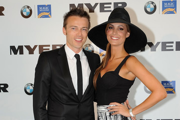 James Kerly Celebrities Attend BMW Magic Millions Raceday