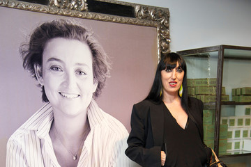 Rosy de Palma Celebrities Attend Elena Benarroch Opening Store in Madrid