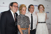 Joaquin Phoenix and Emma Stone Photos Photo