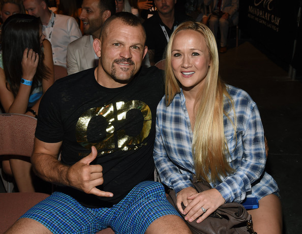 Chuck Liddell Pictures...