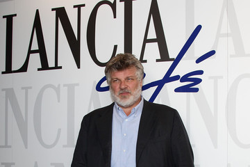 Carlo Mazzacurati Celebrities At the Lancia Cafe: September 5, 2010