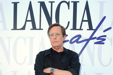 William Friedkin Celebrities At The Lancia Cafe - September 9, 2011