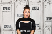 Actress Daniella Pineda visits BUILD - June 15, 2018 at Build Studio in New York City.