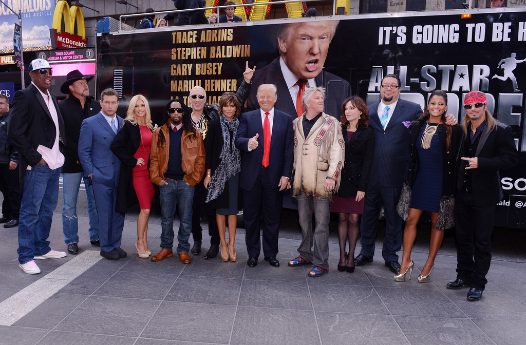 'New Celebrity Apprentice': Six New Advisors To Join Boss ...