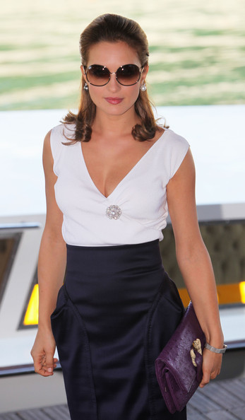 Celebrity Sightings Day 10: 66th Venice Film Festival
