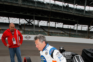 David Foster Celebrity Two-Seater Rides