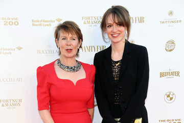 Celia Imrie The Old Vic Bicentenary Ball - Red Carpet Arrivals